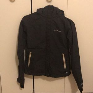 Columbia outdoor wind protection jacket